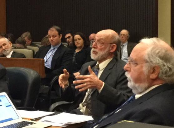 CA High Speed Rail: TOS court case part 2